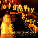 The Hammond Brothers ORGANICITY power organ jam band